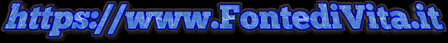 Logo Cristiani Evangelici FontediVita.it